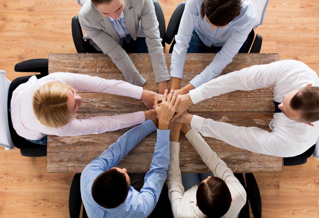 company culture shared identity 1024x700 624x427 - Por que trabalhar em consultoria de TI é tão bom?