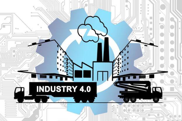 indústria 4.0 manufatura avançada indústria inteligente 4ª revolução industrial
