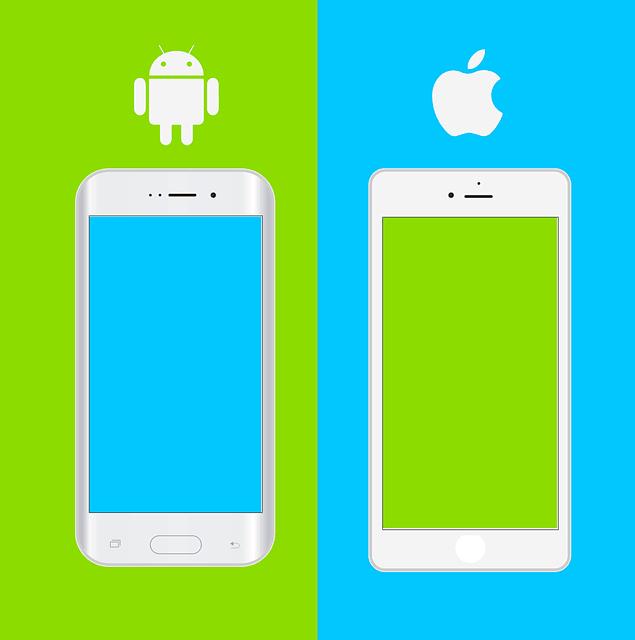 smartphone android ios aplicativo 624x629 - 5 Dicas para se tornar um Desenvolvedor Mobile Profissional (Android+iOS)