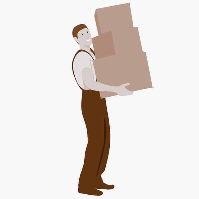 caixa de papelão demitido despedido desempregado 624x624 - Como Preencher o LinkedIn quando não estiver Trabalhando