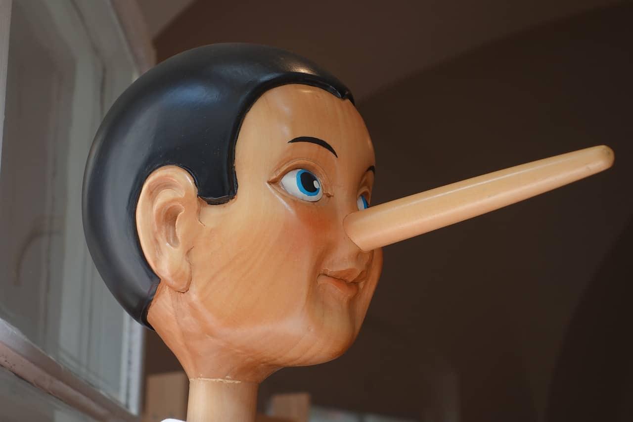pinocchio mentir no trabalho mentira mentir mentir o tempo todo sobrevivênvia mentir para sobreviver mentir para viver mentir ou não mentir falar a verdade 624x416 - Você mente no trabalho? Saiba por que isso acontece com mais frequência do que você imagina