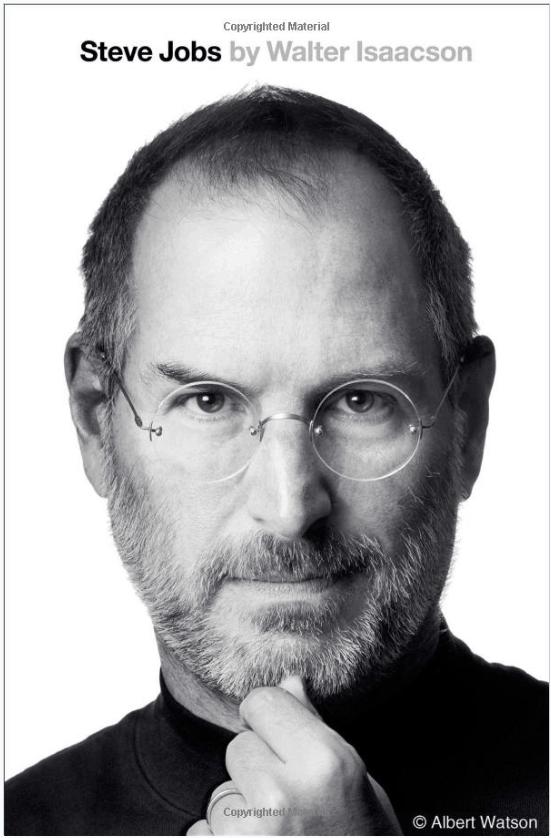 steve jobs personalidades da tecnologia 197x300 - 9 livros sobre os Grandes Nomes da Tecnologia para aprender sobre empreendedorismo e liderança