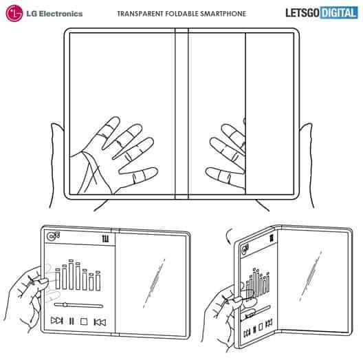 lg smartphone dobrável - Smartphone dobrável: marcas, recursos e primeiro modelo lançado
