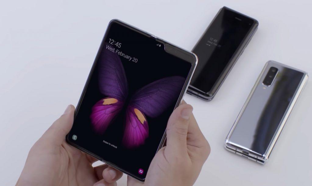 samsung galaxy fold smartphone dobrável 1024x611 - Smartphone dobrável: marcas, recursos e primeiro modelo lançado