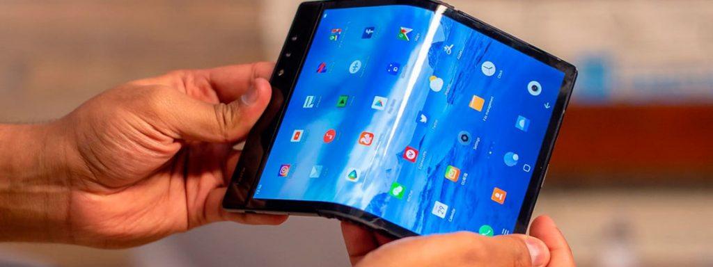 sony smartphone dobrável 1024x384 - Smartphone dobrável: marcas, recursos e primeiro modelo lançado