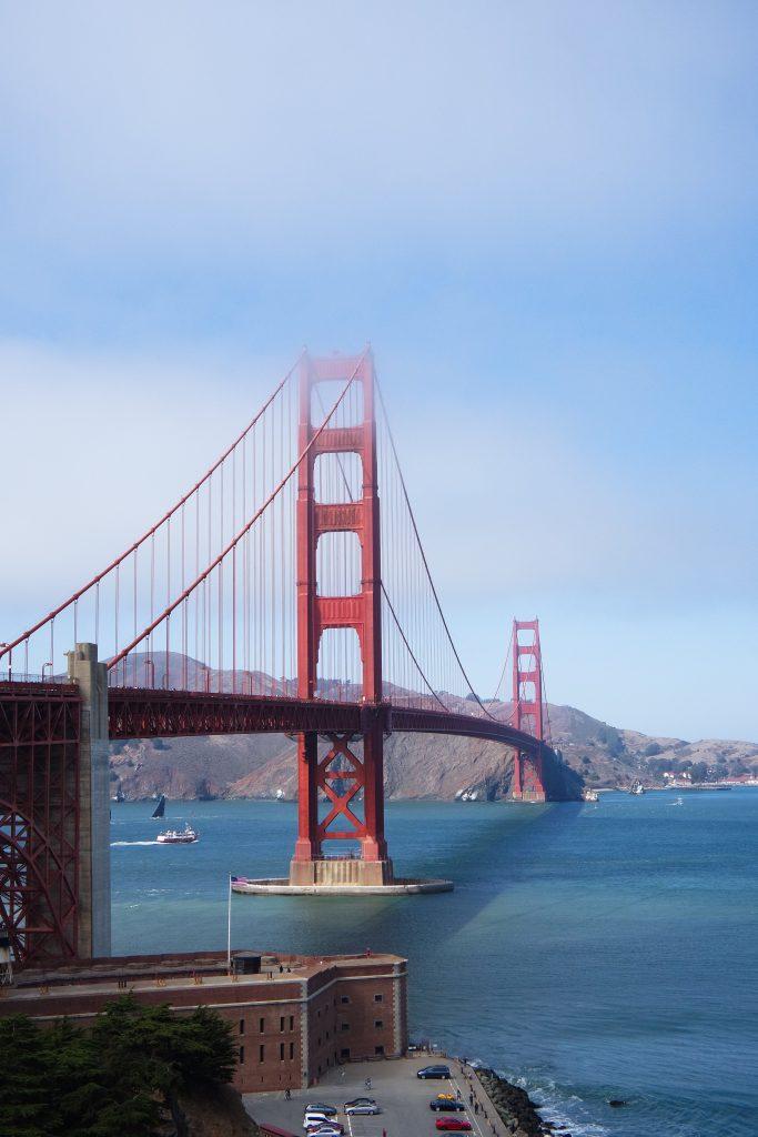 ponte golden gate san francisco imersão no vale do silício com a startse 683x1024 - Como é uma imersão no Vale do Silício com a StartSe: negócios, networking e inovação