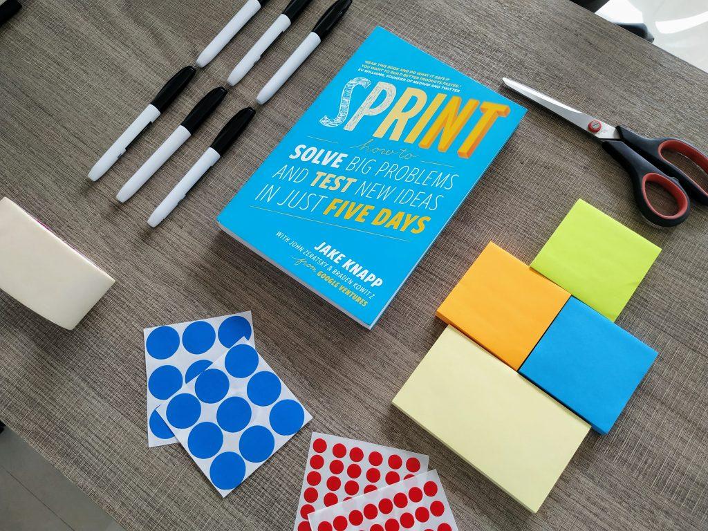 livro sprint google design sprint 1024x768 - O que é Google Design Sprint e passo-a-passo para aplicar na prática